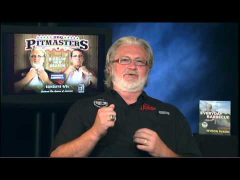 Grillin' Fools interview with Myron Mixon - YouTube