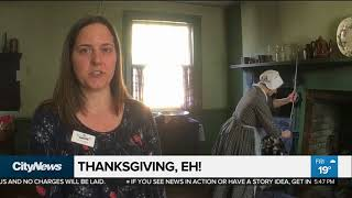 History lesson: Canadian Thanksgiving