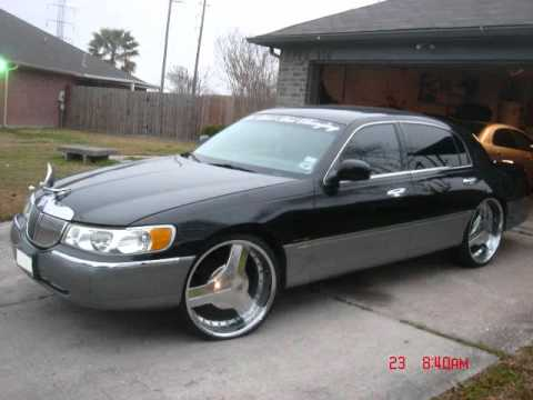 02 Lincoln Town Car 24 Inch One Blades Videomoviles Com