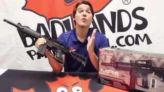 Маркер Spyder MR6 Marker w/DLS, Diamond Black w/Spare FS 9 Round Magazine