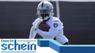 Antonio Brown is a DISASTER in Oakland! | Time to Schein