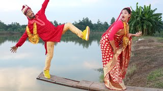 Must Watch New Funniest Comedy video 2021 amazing comedy video 2021 Episode 124 By Busy Fun Ltd