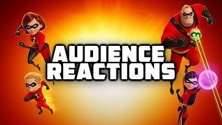 Incredibles 2 {SPOILERS}: Audience Reactions | June 15, 2018