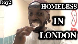 London Hacks - Homeless In London | Day2