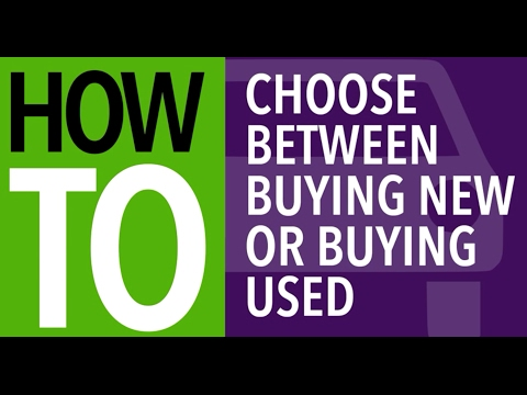 Top  5 Factors When Choosing Between New and Used Cars - CARFAX