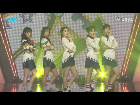 [예능연구소 직캠] 레드벨벳 루키 @쇼!음악중심_20170218 Rookie Red Velvet in 4K
