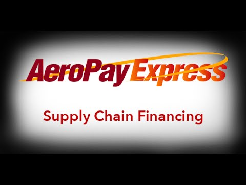 AeroPay Express - Supply Chain Financing