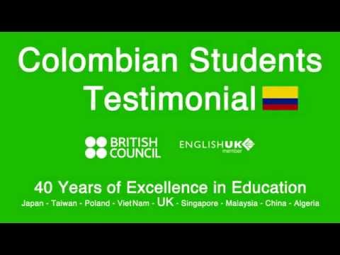 Hastings Student Testimonial - Colombia