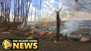 Hawaii Volcano Eruption Update - Wednesday Afternoon (July 11, 2018)