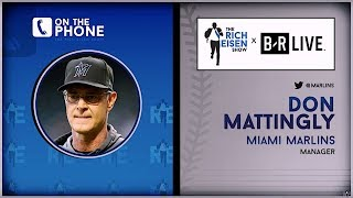 Marlins Manager Don Mattingly Talks Yankees Memories, Birthday Wishes w/Rich Eisen | Full Interview