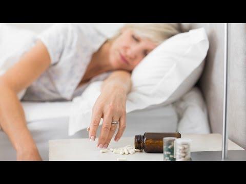 Píldoras para dormir podrían causar una terrible enfermedad