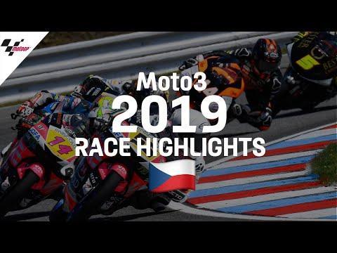 2019 #CzechGP - Moto3 Race Highlights