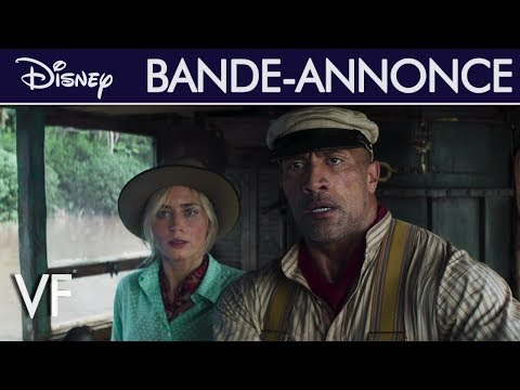 Jungle Cruise - Première bande-annonce (VF)   Disney