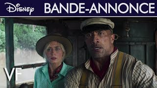 Jungle cruise :  bande-annonce VF
