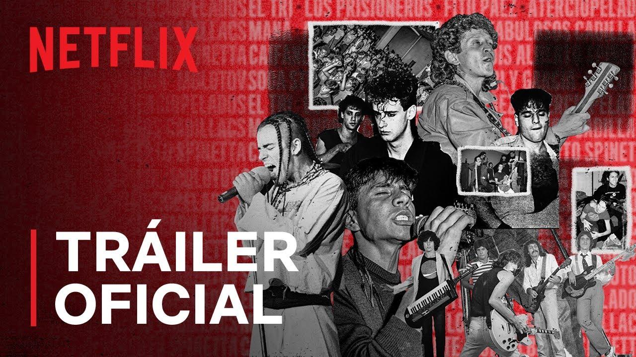 Trailer de Rompan todo: La historia del rock en América Latina