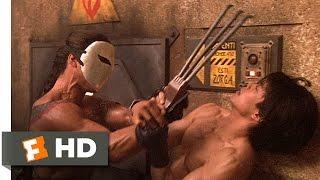Street Fighter (1994) - Ryu vs. Vega Scene (8/10)   Movieclips
