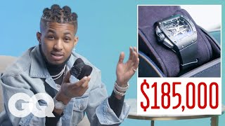 DDG Shows Off His Insane Jewelry Collection | On the Rocks | GQ