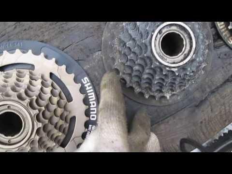 Инструкция Замена Колес В Скоростном Велосипеде