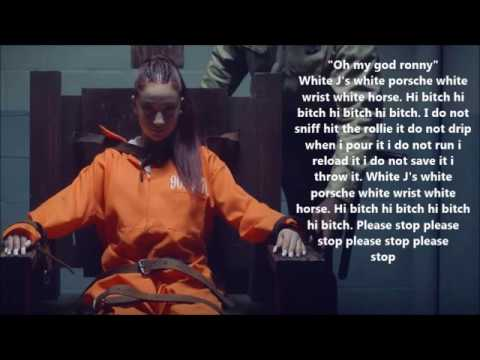 Danielle Bregoli (Bhad Bhabie)-Hi Bich/Whatchu Know lyrics