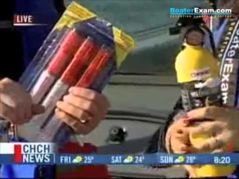 CHCH News - Safety Requirements & PFD's