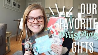 Our Favorite Christmas Gifts