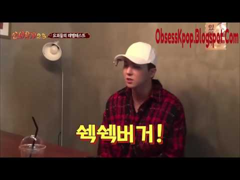 SONG MINO ENGLISH TEST   New Journey to the west EP1 Part 4 1⁄4 신서유기 4화