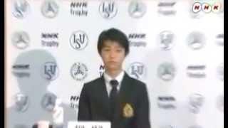 2010 NHK Trophy long interview