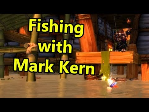 Fishing with Crendor Ep 44: Mark Kern (Team Lead for Vanilla WoW)