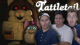 The Scariest Jumpscare Game (Tattletail)