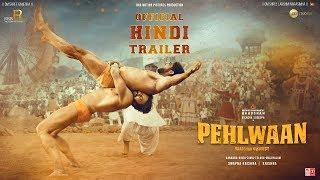 Pehlwaan 2019 Movie Trailer – Kichcha Sudeepa – Suniel Shetty