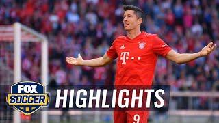 Bayern Munich vs. 1. FC Köln   2019 Bundesliga Highlights