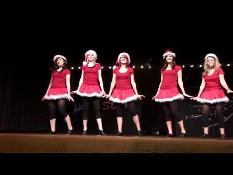Jingle Bell Rock Dance