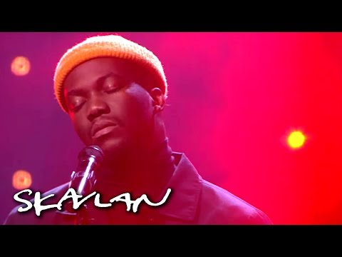 Jacob Banks performs «Unknown (To You)» live | SVT/NRK/Skavlan