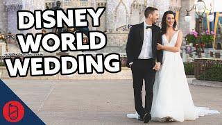 OUR FAIRY TALE DISNEY WEDDING
