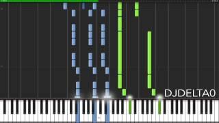 Don't Mine At Night - Piano Transcription by DJDelta0