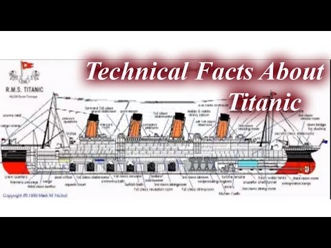 Technical Facts About Titanic