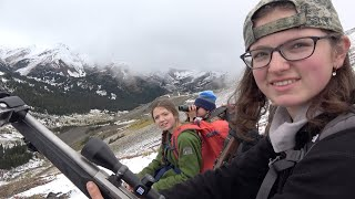 Hunting in Canada: Family Hunt for Mountain Goat