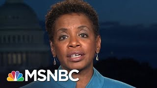 Donna Edwards: Trump's Access Hollywood Tape Opened 'Floodgates' | MTP Daily | MSNBC