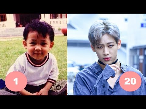 BamBam GOT7 Childhood | From 1 To 20 Years Old
