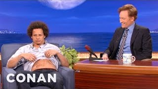 Eric Andre Interview 07/24/12 - CONAN on TBS