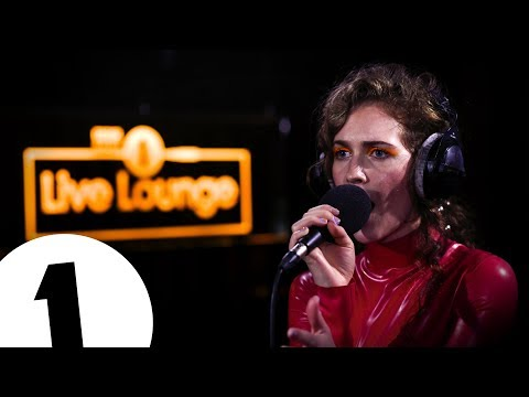 Rae Morris - Rockstar/Havana mash-up in the Live Lounge