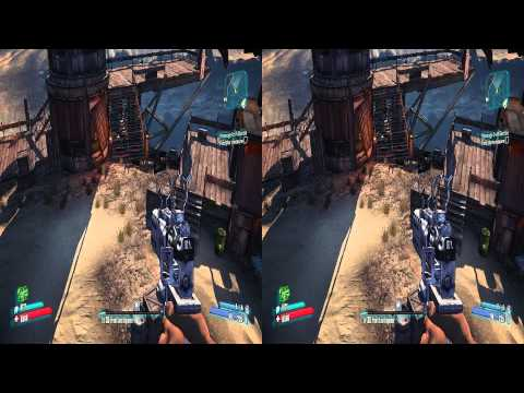 Borderlands 2 - Leviathan dies in 3D