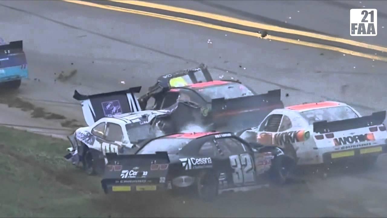 Race Car Crash: Car Crash: Youtube Race Car Crashes