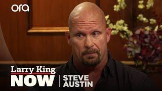 Stone Cold Steve Austin On Leaving Wrestling, Toughest Opponent & Gun Control