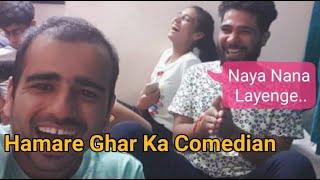 Vlog 9 | Hamare Ghar Ka Comedian | Gaurav Kapoor Vlogs