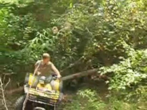 ATV trail ride 2
