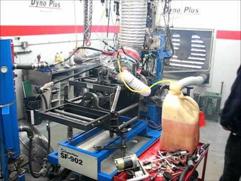 BRC150RR 150cc Two-Stroke Engine Stress Test