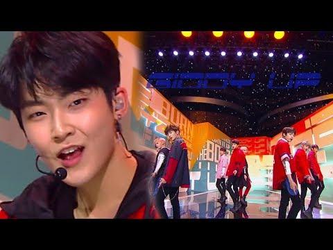 《Comeback Special》 THE BOYZ(더보이즈) - Giddy Up @인기가요 Inkigayo 20180408