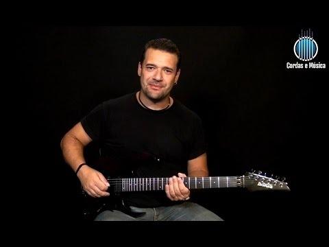 Baixar Guitarra Módulo 4 (AULA GRATUITA) - Escala Menor Natural - 1ª Parte - Cordas e Música