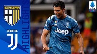 24/08/2019 - Campionato di Serie A - Parma-Juventus 0-1, gli highlights